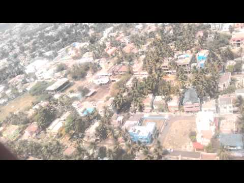 Landing in Channai -VID 20140310 130214