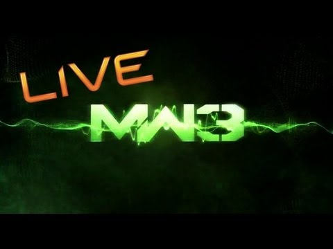 MW3 Live! -- Testing out the Spawn Patch!