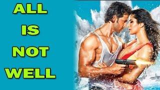 Katrina Kaif gets side lined by Hrithik Roshan! | Bollywood News
