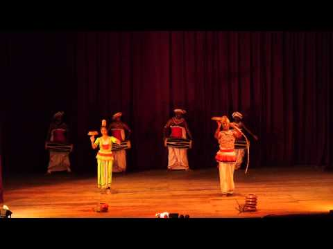 Raban Dance / Traditional Kandyan & Low country dances