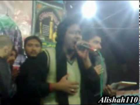 Asghar Khan Reciting Woh Khoon Ro Kay (Digri 2010)