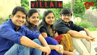 Villain || A Short Film || By KBR Productions - TELUGUONE