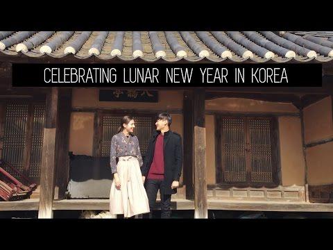 Celebrating Lunar New Year in Korea (자막)국제커플 규호와 세라의 브이로그 설날