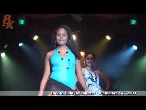 Pasarela Traje de Baño parte 1 - Evento Gala 2009