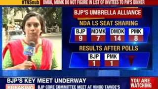 Vaiko reacts exclusively to NewsX on snub - NEWSXLIVE
