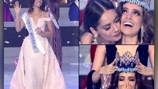 Miss World 2018 winner Vanessa Ponce De Leon: वानेसा पोंसे ने जीता मिस वर्ल्ड 2018 का खिताब - ITVNEWSINDIA