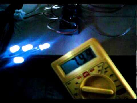 teste 1 (manual) gerador elétrico caseiro