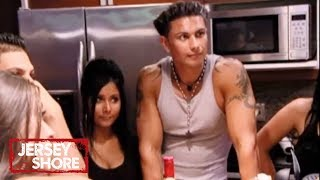 'The Crew Meets Danny' Official Throwback Clip | Jersey Shore | MTV - MTV