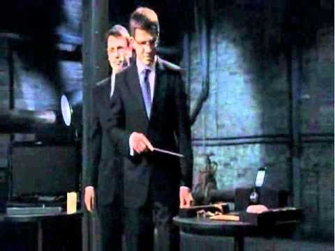 The Harry Potter Magic Wand Remote Control pitch on BBC2's Dragons' Den