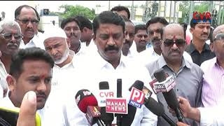 Velugodu Reservoir Water Released By MLA Budda Rajasekhar | CVR News - CVRNEWSOFFICIAL