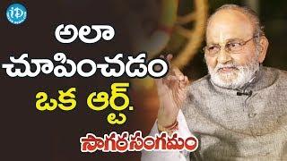 There Is No Vulgarity In That Scene - K Vishwanath || Viswanadhamrutham - IDREAMMOVIES