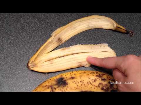 Cómo blanquear tus dientes con plátano | facilisimo.com