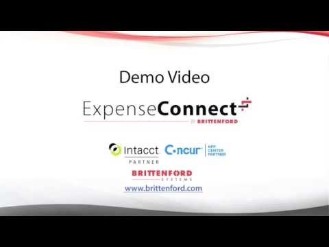 ExpenseConnect - How to integrate Concur with Intacct