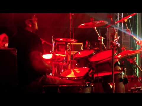Manifester - Insane Devastation (Renato Bacelar - drum cam) Palco do Rock 2014