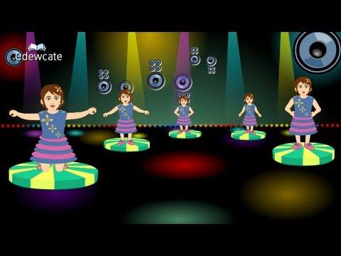Edewcate english rhymes : Hokey cokey nursery rhyme