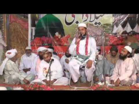 mehfil naat  foji jahangeer house no 215 labour colony sahiwal part 5