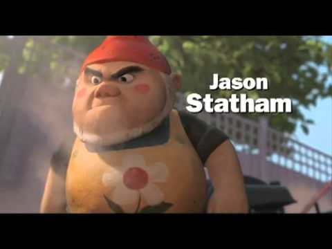 GNOMEO & JULIET - UK TRAILER -0UBbGu6h1Vs