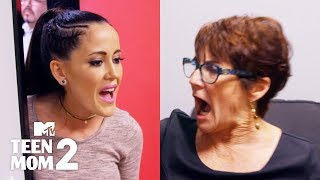Best of Jenelle & Barbara (Part 2) | Teen Mom 2 | MTV - MTV
