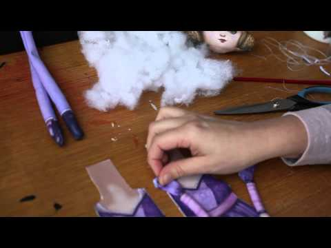 DIY Darlings Doll How To Sewing Tutorial