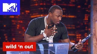 Colin Kaepernick Wins The Stand-Up Player of the Year 'Official Sneak Peek'   Wild 'N Out   MTV - MTV