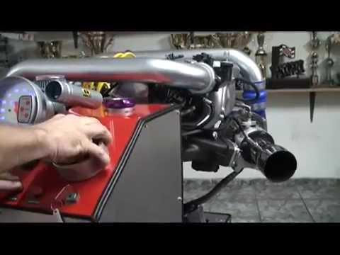 Bancada Motor AP Turbo