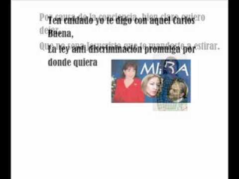 MARIA LUISA PIRAQUIVE PREDICAS