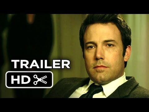 Gone Girl Official Trailer #1 (2014) - Ben Affleck, Rosamund Pike Movie HD