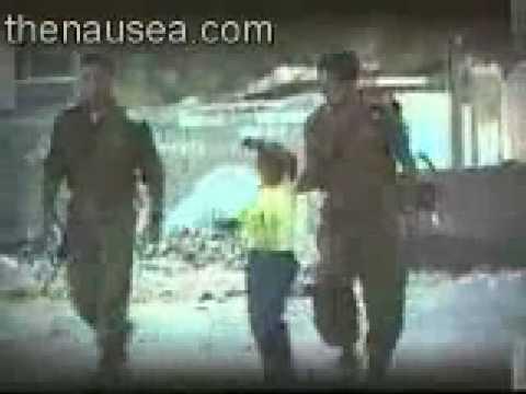 Israeli soldiers beat a palestinian child -0VQ6smL0_Uw