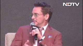 Robert Downey Jr On His Korean Connection - NDTV