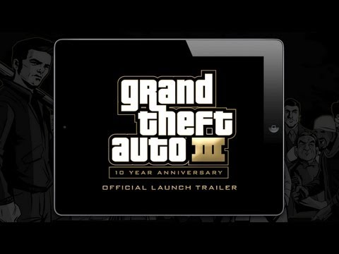 Grand Theft Auto III: 10 Year Anniversary Edition - Official Launch Trailer