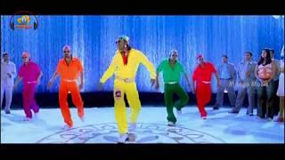 Style Style Video Song | Style Telugu Movie | Raghava Lawrence | Prabhu Deva | Mani Sharma - MANGOMUSIC