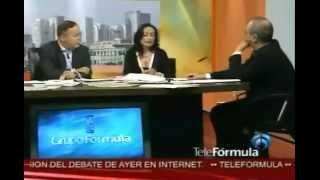 Consejero del IFE explica como votar