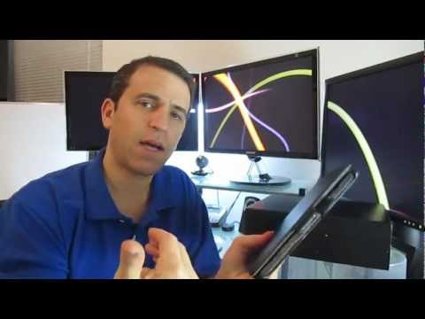 iPad Mini Case Review - ProCase Ultra Slim Folio Leather Cover Case