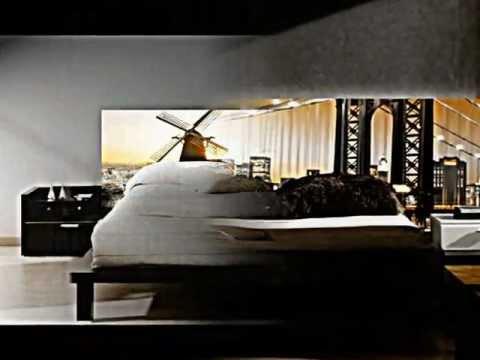 Cabeceros Retroiluminados. Novedades Decoracion Dormitorios