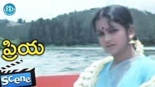 Priya Movie Scenes - Chiranjeevi Plans To Marry Radhika    Chiranjeevi - IDREAMMOVIES