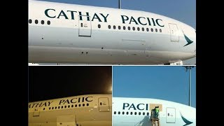 "What the F: Cathay Pacific's ""blooper"" has social media in splits - TIMESOFINDIACHANNEL"