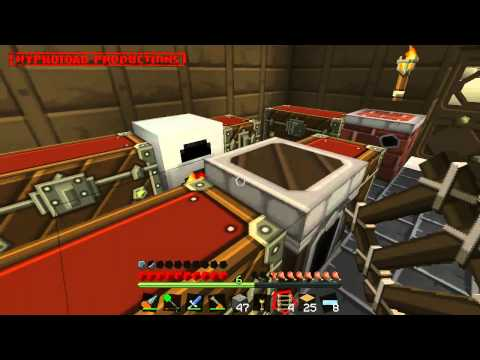 Minecraft: Industrial Revolution 3 - 32: The basement project