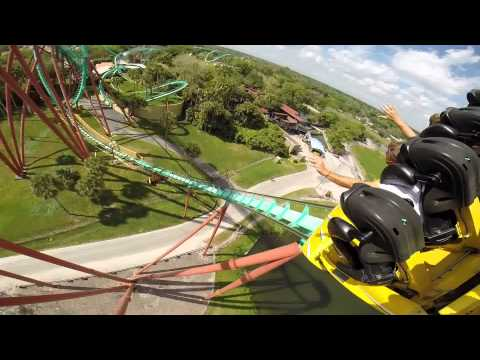 The Kumba at Busch Gardens