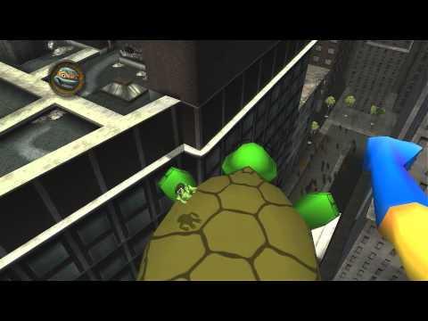 8# GRAMY W Wojownicze żółwie ninja 2007 - Żaba  (Drunk Play)