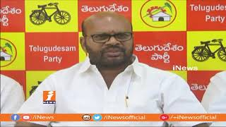Pithapuram TDP MLA Varma Strong Counter To Pawan Kalyan Over His Comments on Nara Lokesh | iNews - INEWS