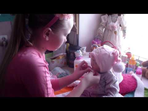 Купить куклу реборна беллу как у леры ванильки