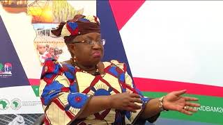 Ngozi Okonjo-Iweala speaks on efforts to contain Ebola - ABNDIGITAL