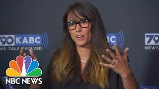 Leeann Tweeden On Senator Al Franken: 'He Mashed His Lips Against My Face' | NBC News - NBCNEWS