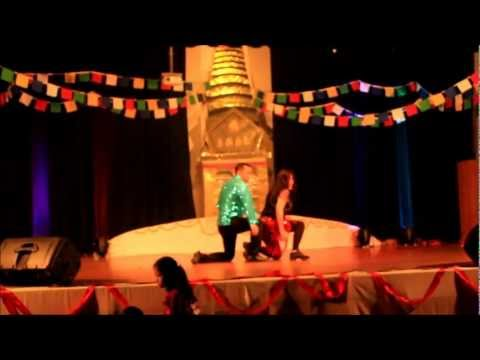 "Simple Simple Kanchi ko Dimple Parne Gala, ""New Nepali Movie Song"" ""Andaz"" Nepali Dance"
