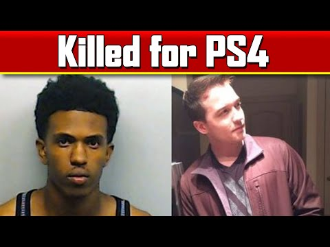 Pro Gamer Killed by 16 yr old Girl over PS4
