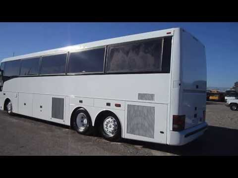 Used Bus - 1999 Van Hool T2140 49 Passengers On 40 Foot Coach C40565