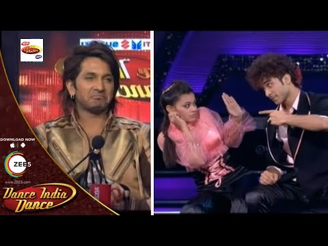 Dance India Dance Season 3 March 04 '12 - Raghav & Sneha