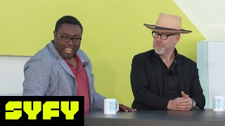 SYFY LIVE FROM COMIC-CON | Game of Thrones | SYFY - SYFY