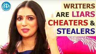 Writers Are Liars, Cheaters & Stealers - Kanika Dhillon || Talking Movies with iDream - IDREAMMOVIES