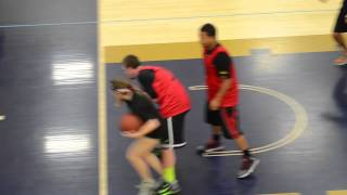 Dunk Dynasty -- Intramural basketball